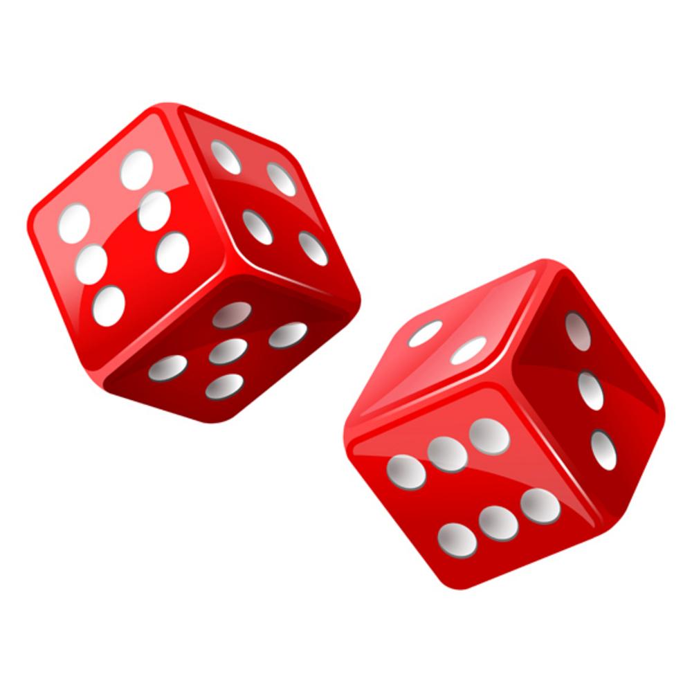 red dices Spela på casino